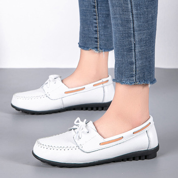 Kobiety buty letnie trampki damskie mieszkania damskie obuwie damskie damskie buty wulkanizowane damskie trampki damskie Sapato Feminino tanie i dobre opinie HAJINK Siateczka (przepuszczająca powietrze) CN (pochodzenie) Mieszkanie (≤1cm) inny Płytkie Stałe Dla osób dorosłych