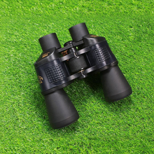 Powerful 60x60 Double Tube with Coordinates High Quality Night Vision Binoculars Power Definition Red Film Telescope