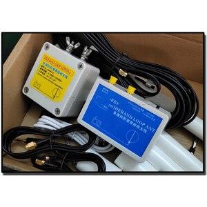 Image 3 - K 180WLA aktif küçük döngü kısa dalga anten genişbant alıcı anten 0.1MHz 180MHz SDR radyo anteni