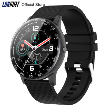 Smart Watch Men Women Fitness Tracker Heart Rate Monitor Blood Pressure Smartwatch Wearable Devices Smart Band For Android ios color touch screen smartwatch motion detection smart watch sport fitness men women waterproof wearable devices for ios android