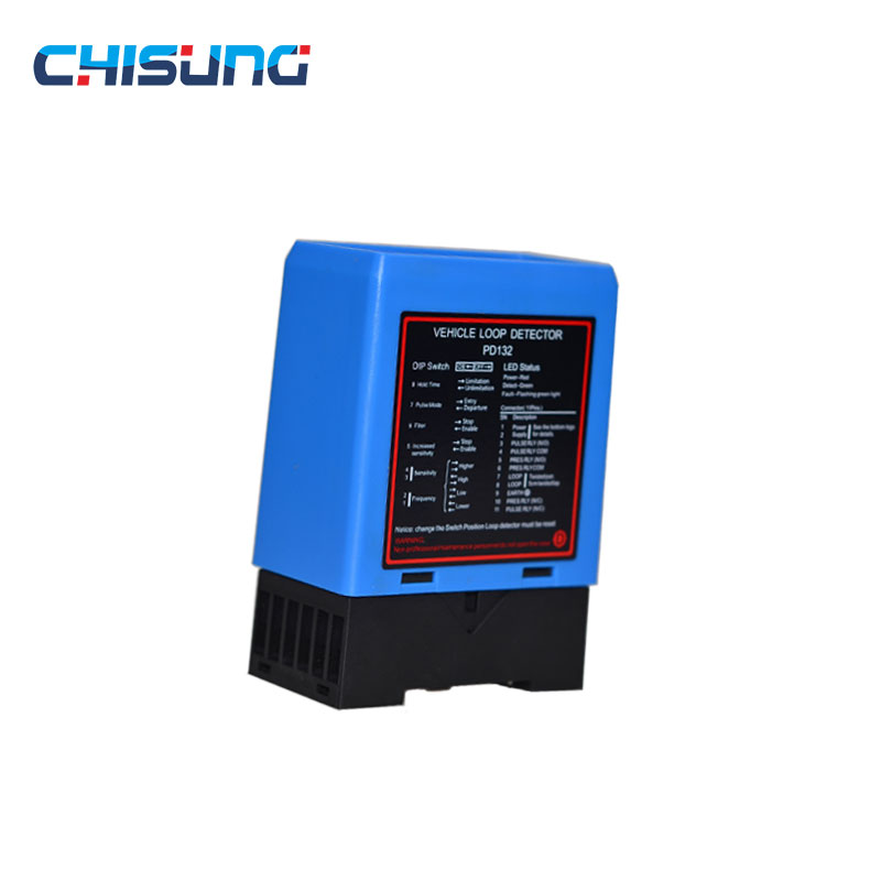 Chisung Traffic Loop Detector For Auto Gates/RFID Parking Access Control