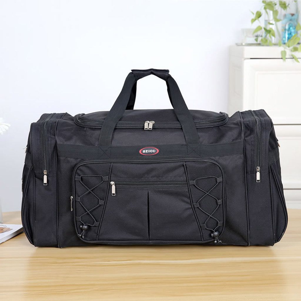Men And Women Large Capacity Fashion Casual Oxford Backpack Outdoor Luggage Bag