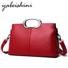 High quality PU women handbag crossbody bags for 2019 Shoulder Bags Sac a Main Messenger Bag bolso mujer