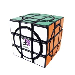 Image 1 - MF8 Crazy 3x3x3 wormhole Magic Cube WitEden Super 3x3x2 2x3x4 3x3x2 3x3x7 3x3x8Cubing Speed Educational Cubo magico Toys as gift