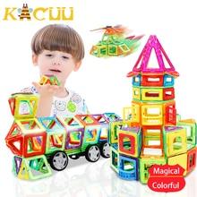 Construcción y construcción de bloques magnéticos para niños, 2018, 44 157 piezas, tamaño grande, bloques magnéticos, bricolaje, imanes, juguetes, regalos
