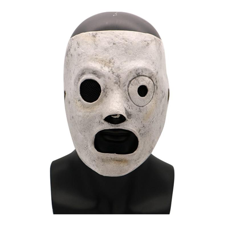 Slipknot máscara/Corey Taylor Cosplay TV en directo Slipknot Dj máscaras de látex/fiesta de Halloween Accesorios