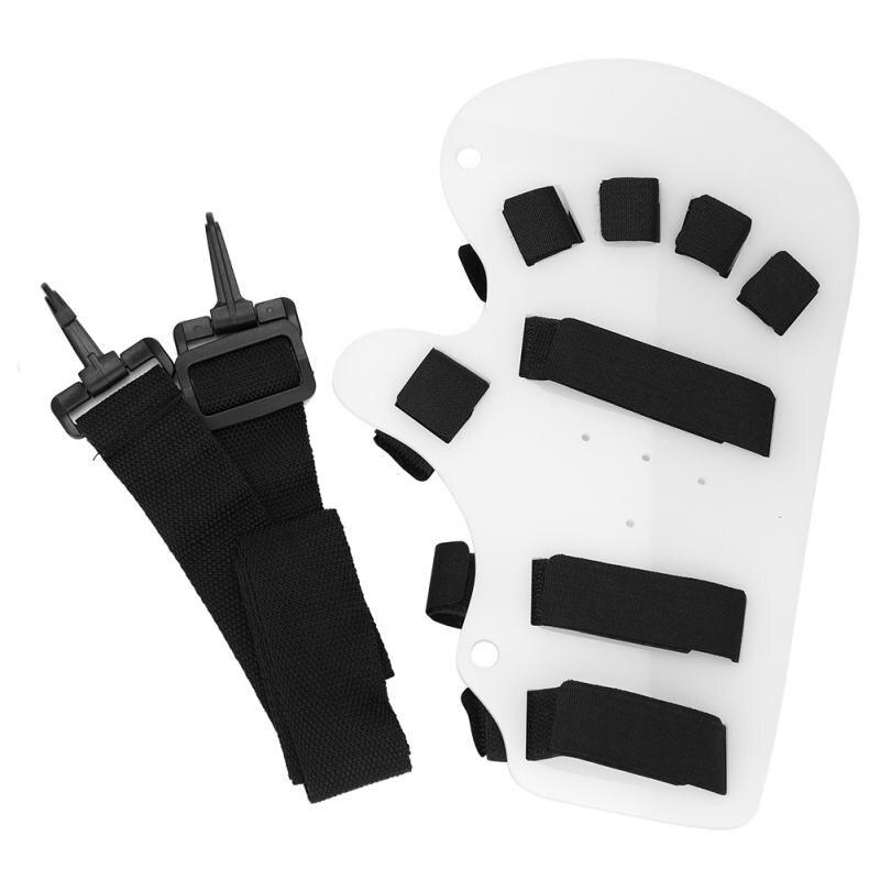 Posture Corrector Arm Sling with Finger separator Splint Finger Orthotics Fingerboard Hand Splint Training Support prevents