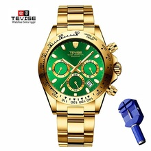 TEVISE horloge heren Automatic Watch Men