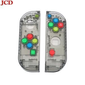 Image 3 - Custodia protettiva per custodia JCD fai da te per Nintendo per Switch NS Controller per Joy Con nuove custodie protettive di ricambio per Nintendo