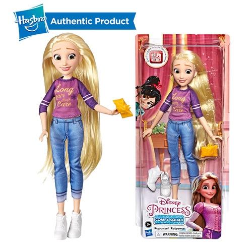 Hasbro Disney Princess Belle Rapunzel Tiana Comfy Squad Ralph Birthday Wreck It Ralph Ralph Breaks The Internet Dolls Kid Gift Mall