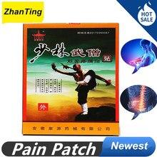 Zhanting 88 pces 11 sacos shaolin remendo alívio da dor remendos ervais alívio médico emplastros muscular dor conjunta remendo cuidados de saúde