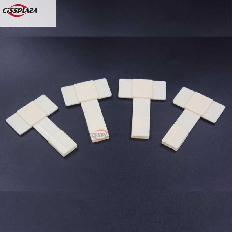 Cissplaza 5 Pcs T Mendukung Lengan/CISS T Jenis Bracket Pipa Yg Pemegang Kompatibel untuk HP Canon Saudara CISS sistem Tinta
