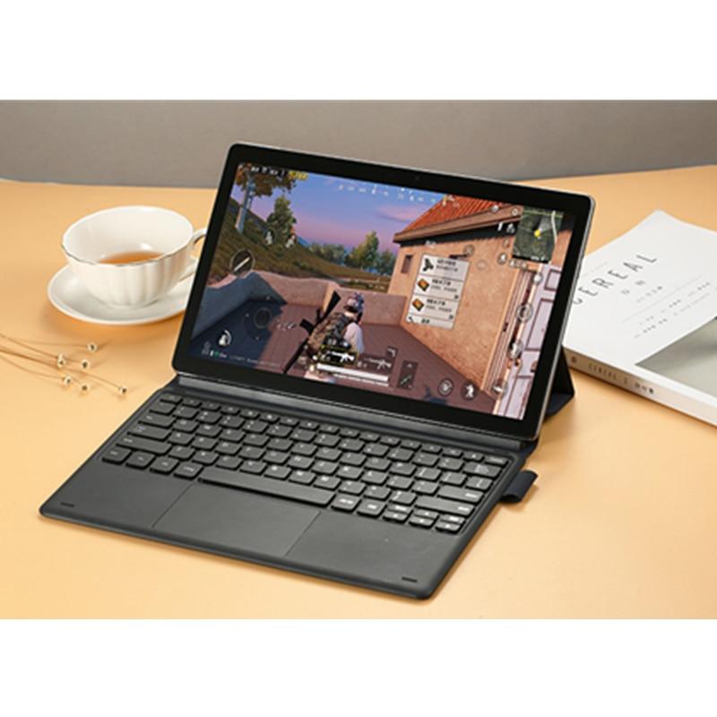 Новый планшет 2 в 1 11,6 дюймов планшет Android десять ядер 4G + 64G 1920*1200 4G Телефонный звонок Google 5G WiFi FM Bluetooth Android планшеты