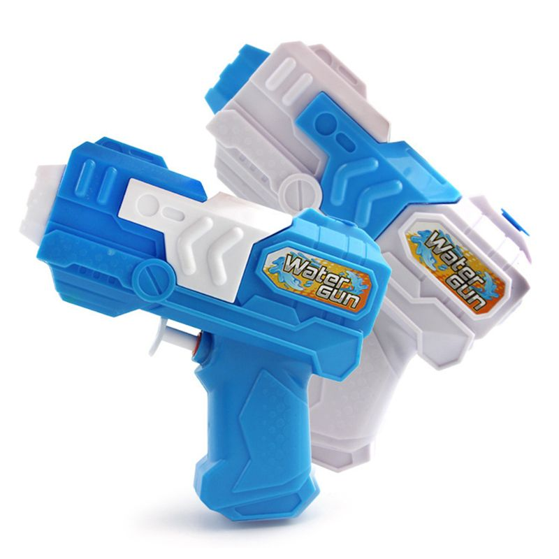 Future Warrior Blaster Water Gun Toy Kids Beach Toy Pistol Spray Water Toys Summer Pool Party Favors