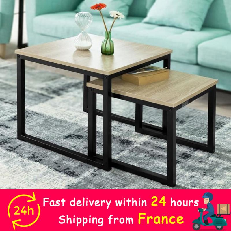 Cube Laminated Coffee Table for Lobby Restaurant Hotel Corner Endtable Modern Minimalist Apartment Dining Side Café Tables HWC