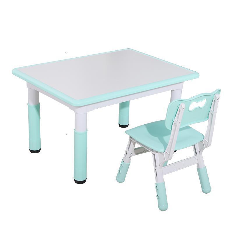 Chaise Children Baby Estudio Chair And De Estudo Silla Y Mesa Infantiles Kindergarten Bureau Kinder Study For Enfant Kids Table