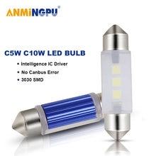 Anmingpu 2x сигнальная лампа гирлянда светодиодный canbus 31