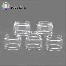 5pcs FATUBE Bubble Glass Cigarette Accessories for Kaees Solomon Rta/Solomon 2/solomon 3 RTA