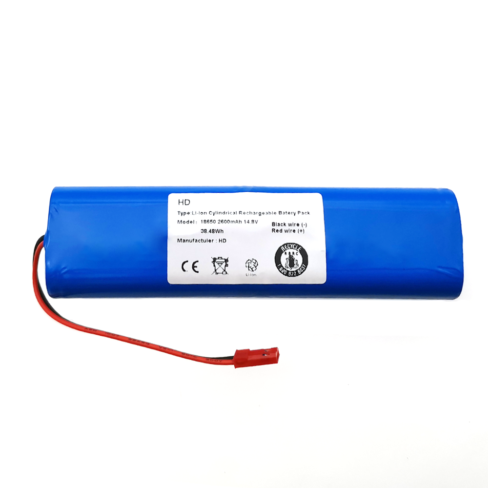 14.8V 2800mAh Rechargeable For ILIFE Battery Robotic Cleaner Accessories Parts For Ilife V5s Pro V5spro X750 V3s Pro
