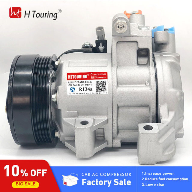 Auto klimaanlage kompressor für Suzuki Grand Vitara 5pk 9520064JBO 9520064JB1 95201 64JB0 9520164JB1 9520064JC0 DCS141C