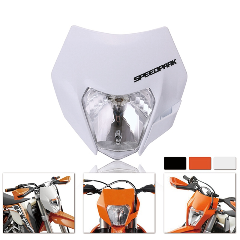 2019 Motorcycle <font><b>Dirt</b></font> <font><b>Bike</b></font> Motocross <font><b>Universal</b></font> New <font><b>Headlight</b></font> For KTM image