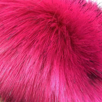 1Meter Imitate Fox Fur Cloth Fabric For Clothes Toys Pillow