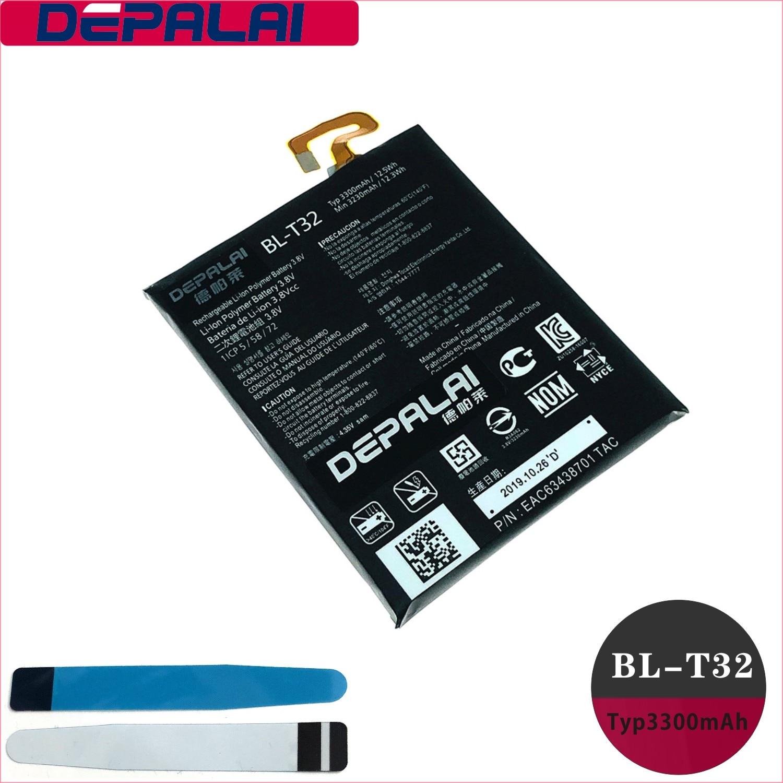 Boa Qualidade 3300mAh BL-T32 T32 BL Bateria de Substituição Para LG G6 G600L G600S H870 H871 H872 H873 LS993 US997 VS988 Baterias