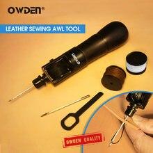 OWDEN Leather Craft Speedy Sewing Machine leather tool leather stitching tool leather working tool leathercraft tool hand sewing