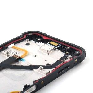 Image 5 - Alesser ため blackview BV9600 プロ 9.0 lcd ディスプレイ + タッチスクリーン + フレーム + フィルム + 指紋センサーボタン + ツール