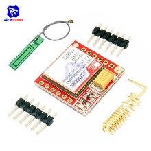 Diymore SIM800L GPRS GSM Modul Core Quad band TTL Serielle Port IPX Interface PCB Antenne Micro SIM Karte für arduino Smart Telefon