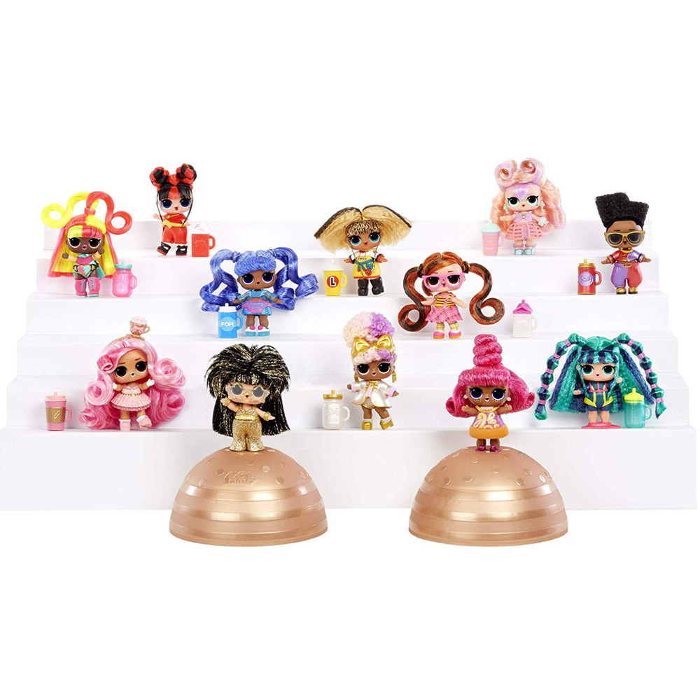 Image 4 - lols Dolls Surprise With original ball a function of crying and peeing or clothing discolorationAction & Toy Figures   -