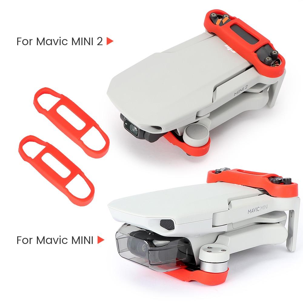 Propellerhalter f/ür DJI Mavic Mini Keenso Propellerhalter Fix Stabilisatoren Silikonschutz Prop Fit f/ür DJI Mavic Mini Drone