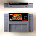 Donkey Country Kong 1 2 3 or Competition Cartridge   RPG Game Card US Version English Language Battery Save