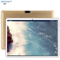 New 10.1 inch Tablet PC 3G/4G Phone Call 6GB/128GB Octa Core MTK6753 Wi Fi Bluetooth Dual SIM 1920*1080 Original Tablet PC