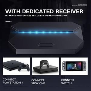 Image 2 - Yeni G6 klavye ve fare adaptörü Gamepad denetleyici dönüştürücü PS4 PS3 Xbox One Nintendo anahtarı oyun aksesuarları