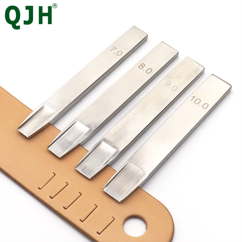 High Quality Original Woven Style Leather Craft Tools Weaving Slot Punch Tool BV Belt Woven Pattern Tool Leather Cutter Tools