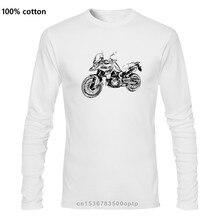 2020 FashionF850GS T-Shirt mit Grafik F 850GS, Motorcycyle Rally