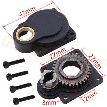 HSP 11011 potencia de arranque piezas de placa de perforación H12 para VERTEX SH 16 18 21 motor CXP eléctrico Roto Starter Backplate e-start 70111