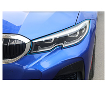Lsrtw2017 TPU HD Transparent Car Headlight Film Protective Sticker for BMW 3 Series G20 320 325 330 335 2020