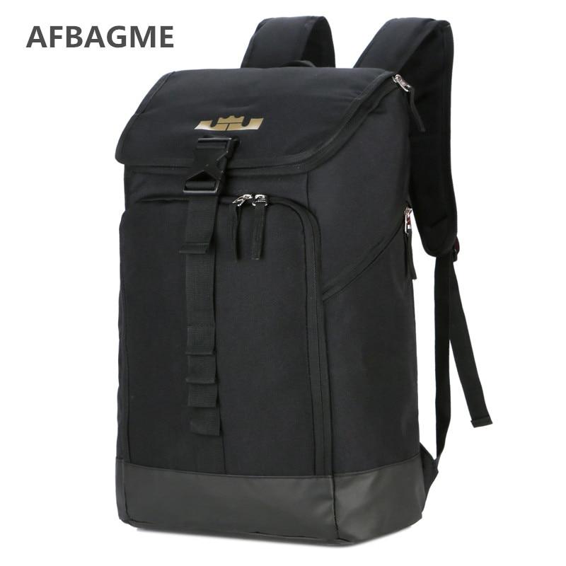 AFBAGME New 2019 Leisure Large Capacity Travel Backpacks Men Backpack For Teenagers Multifunction Travel Male School Bag Female