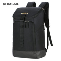 AFBAGME New 2019 Leisure Large Capacity Travel Backpacks Men Backpack For Teenagers Multifunction Travel Male School Bag female