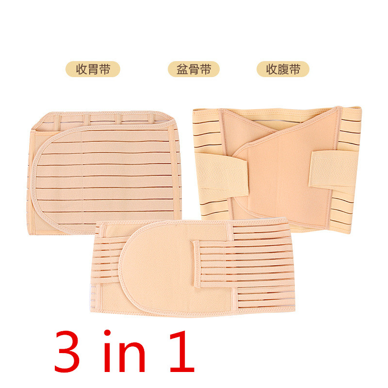 3 In 1 Women BODY SHAPER Slimming   Waist   Corset  Belly Pelvis Support Stomach  GIRDLE CORSET