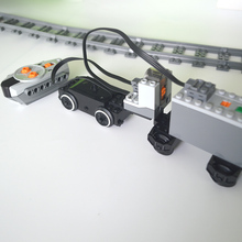 Train motor Technic parts train multi power functions tool servo blocks train engine motor PF sets Compatible All Brands cheap leduo Unisex 6 years old Small building block(Compatible with Lego) Certificate Motor Technic Series Not to be swallowed