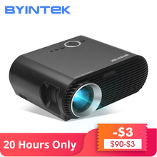 159$ Clearance Sale BYINTEK Brand BL127 andriod Cinema Game HD fulL hD LCD LED Video Projector