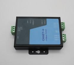 Ethernet to CANOPEN Converter Dedicated for Stepper Motor