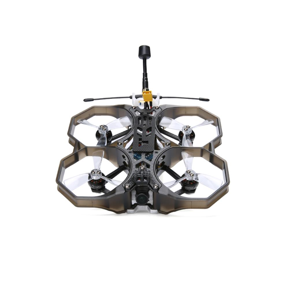 iFlight ProTek25 114mm 2.5inch CineWhoop Analog BNF with RunCam Nano2 2.1MM camera / SucceX-D 20A F4 Whoop AIO board for FPV