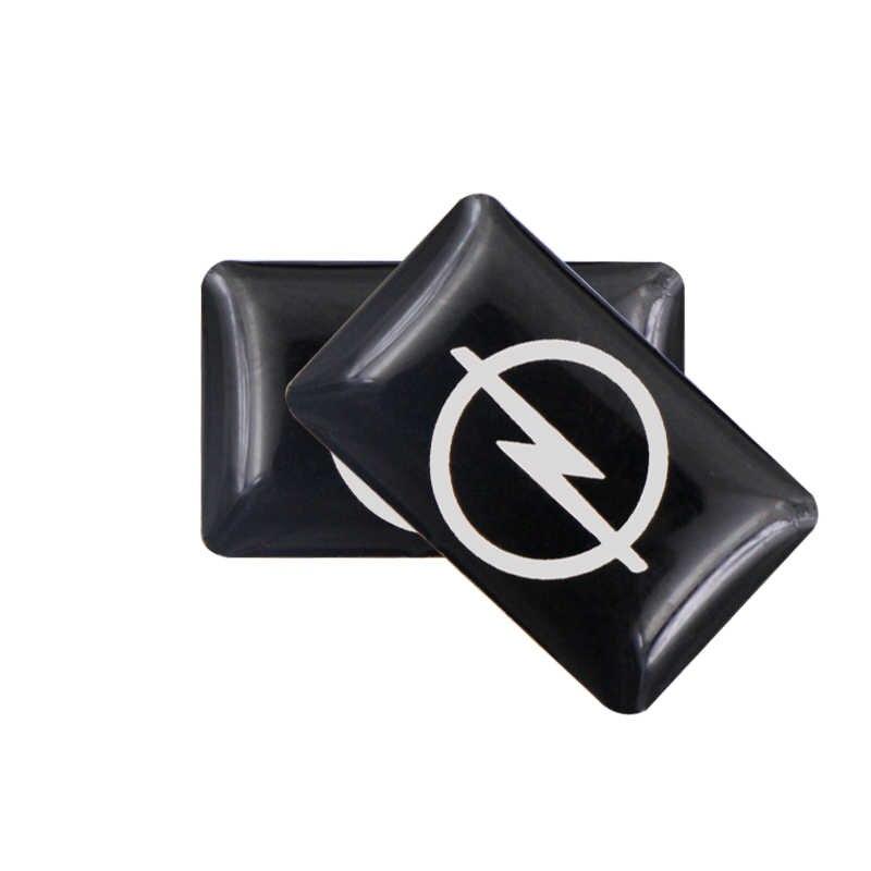 Autocollants Auto emblèmes de voiture pour Opel Astra H G J Corsa Insignia Antara Meriva Zafira accessoires d'insigne de voiture