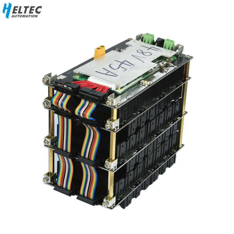 13S 14S Power Bank Case 48V Bms Battery Holder Lithium Battery Case/Box Balance Circuits 20A 45A Diy Ebike Electric Car Bicycle