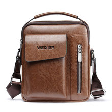 Casual Men Bag for 9.7 Inch iPad Handbag Men Shoulder Bags f