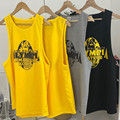 2021 gyms clothing cotton singlets Men's Undershirt bodybuilding tank top men fitness shirt muscle guys sleeveless vest Tanktop
